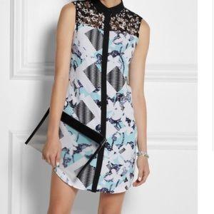 Peter Pilotto for Target Button Shirt Dress XS